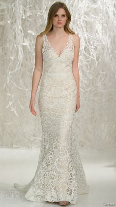 Watters Brides Spring 2016 wedding dresses