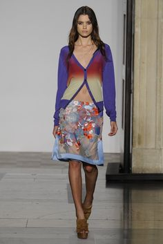 Jonathan Saunders RTW Spring 2014 - Slideshow - Runway, Fashion Week, Reviews and Slideshows - WWD.com