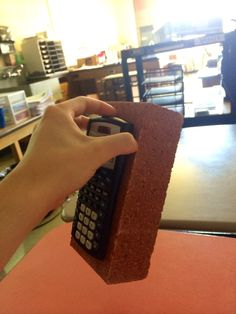 Gluing calculators to bricks so no one steals them. | 24 Ridiculous Things That Only Teachers Have To Deal With