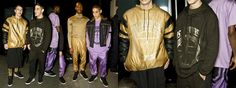 MAN – LONDON COLLECTIONS MEN AW13/ MAN show is al... Astrid Anderrsen