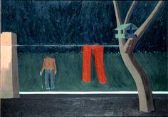 JAROSLAW MODZELEWSKI http://www.widewalls.ch/artist/jaroslaw-modzelewski/ #painting #contemporary #art