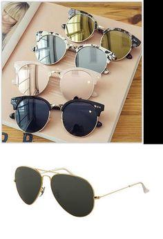 c1e79be66a4ff Óculos De Sol Bonitos, Óculos De Sol Para Mulheres, Sunnies, Últimas  Tendências Da