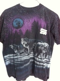 Denver Zoo TShirt by BCallyVintage on Etsy, $20.00