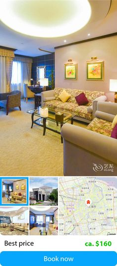 Xijiao State Guest Hotel Shanghai (Shanghai, China) – Book this hotel at the cheapest price on sefibo.