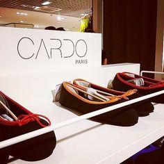 #FashionSport jusqu'à 20h45 au 4e étage des @galerieslafayette ! L'occasion de se rencontrer, de découvrir nos jolies ballerines en néoprène et de vous laisser surprendre ! Des ateliers, des bons d'achat à gagner, un joli défilé de nos maillots : passez nous voir  #cardoparis