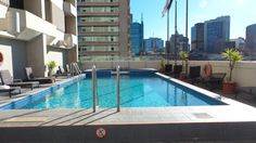 Heated Pool at the Hilton Adelaide Hotel, South Australia Heated Pool, South Australia, Family Travel, Outdoor Decor, Blog, Home Decor, Family Trips, Decoration Home, Room Decor