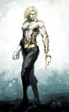 Aquaman by naratani.deviantart.com on @deviantART