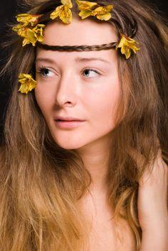 hippie hair....love love!!!!