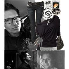 Zak Bagans Fashion But Girl Verison! CUTE!! @Ashley Ritchie