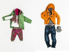 Gas Junior, Fall Winter 2013 Collection