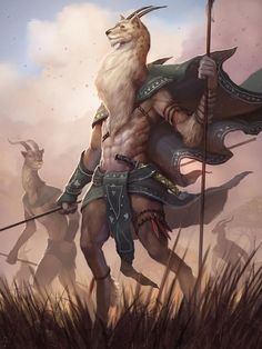 Alex Konstad is an artist who has worked for companies like Games Workshop, Fantasy Flight, Sony Online Entertainment and Riot Games. Fantasy Warrior, Fantasy Races, Furry Art, Fantasy Inspiration, Character Inspiration, Character Concept, Character Art, Creature Concept, Medieval Fantasy