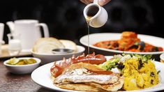 The Best Brunch Restaurant in Every State | Eat This Not That Good Healthy Snacks, Healthy Crockpot Recipes, Healthy Breakfasts, Eating Healthy, Protein Snacks, Clean Eating, High Protein, Healthy Brunch, Brunch Recipes