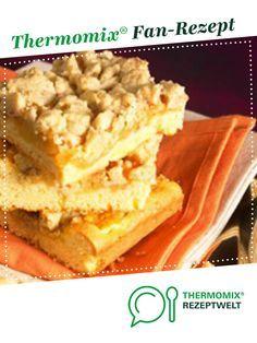 Apfel-Streusel-Kuchen von Thermomix Rezeptentwicklung. Ein Thermomix ® Rezept aus der Kategorie Backen süß auf www.rezeptwelt.de, der Thermomix ® Community.