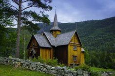 Nore Stavkirke (Church), Norway