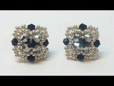 Orecchini Pétit (DIY - Pétit Earrings) - YouTube