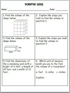 644fc75558398e94a1f5266c0726c981--teachers-college-primary- Volume Of Rectangular Prism Worksheet With Fractions on triangular prism volume formula worksheets, volume of retangular prism, volume unit cubes worksheets, volume homework worksheets, volume of cubes worksheet, volume of rectangular prisms two, volume of a cube, volume of a triangle worksheet, volume of trapezoidal prism worksheet, volume of cylinder worksheet, volume of parallelogram prism, geometry volume worksheets, cubic volume worksheets, volume of rectangular box, volume and surface area of rectangular prisms, volume of cone worksheets, volume of composite figures worksheet, volume rectangular prisms and cubes, volume of rectangular solid formula, volume of right prism,
