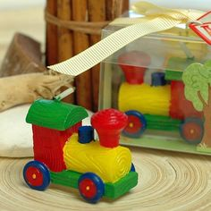 Find More Party Favors Information about cute train Locomotive candle baby…