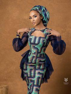 Best African Dresses, African Fashion Ankara, Latest African Fashion Dresses, African Print Dresses, African Print Fashion, Africa Fashion, African Attire, Ankara Dress Designs, Ankara Dress Styles