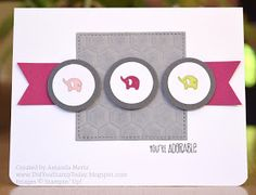 Did You Stamp Today?: Fresh Elephants - Stampin' Up! Tabs for Everything