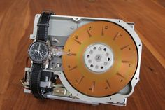 [Martin Stromer] made this great looking Hard Disk Clock about 12 years ago, and finally decided to share it with the world. Healthy Meals For Two, Healthy Summer, Summer Salads, Healthy Recipes, Health And Beauty Tips, Health And Wellness, Chicken Shack, Homemade Crunchwrap Supreme, Healthy Chicken