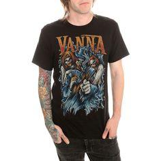 Vanna Gambler T-Shirt | Hot Topic