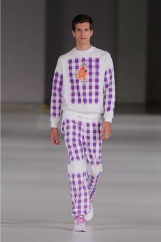 Krizia Robustella Spring/Summer 2014 #catwalk #fashion #models