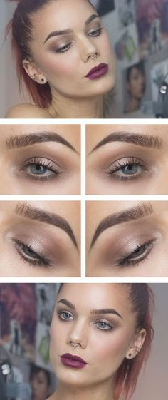 Todays look – The classic smokey eye | Lindas Sminkblogg | Bloglovin