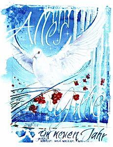 """Ischtwan © Karte """"Alles Gute im neuen Jahr"""""""