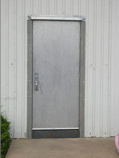Steel Man Doors by Wilcox Door via Flickr & Monte Santu0027Angelo Gargano Peninsula Puglia Italy #italy ...