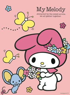 .My Melody | Sanrio.