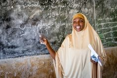 How The Only Female Teacher At A Primary School In Jigawa State Is Encouraging More Girls To Go To School