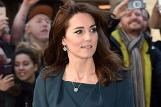 Catherine Duchess of Cambridge ICAP's 23rd Annual Charity Day, London, Britain - 09 Dec 2015