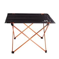 Portable Outdoor Comping Folding Tables With Pouch Oxford Cloth Black Foldable Picnic Barbecue Desk Folding Table Furniture Elegant And Graceful Furniture