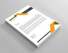 """Check out new work on my @Behance portfolio: """"Real Estate Letterhead"""" http://be.net/gallery/55248707/Real-Estate-Letterhead"""
