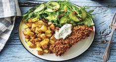 Baked Salmon with Potatoes Recipe | HelloFresh