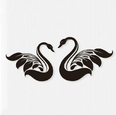 Itemship- Realistic Swan Soulmate lovers tattoos personality Crystal female waterproof tattoo sticker Temporary Tattoos by Itemship, http://www.amazon.ca/dp/B00GFLB4EY/ref=cm_sw_r_pi_dp_zk5Dsb15BPKRW