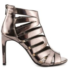 Jessica Simpson Women's Careyy - Gunmetal Liquid  #prom