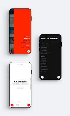 Danish design studio with more than 10 years of designing award winning digital experiences. Interaktives Design, App Ui Design, Interface Design, Best Ui Design, Web Design Mobile, Web Mobile, Branding, Bufoni, Body Issues