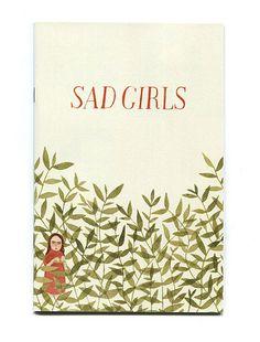 lesfoudres:  Sad Girls ll by Rachel Levit on Flickr.