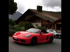 Let's explore Gstaad and the region by car - YouTube