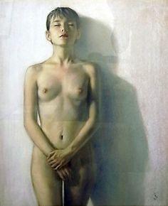 午後の陽射し F10 Statue, Painting, Fictional Characters, Labyrinths, Naked, Art, Paint, Drawing Drawing, Painting Art