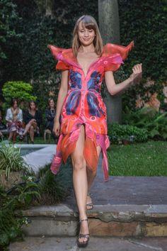 Vestido Mariposa High Low, Wrap Dress, Dresses, Fashion, Dress, Museums, Gardens, Vestidos, Moda