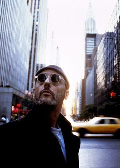 "Jean Reno in ""The Professional"" (1994)"