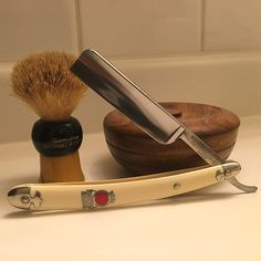 Harris Bros. & Co. Real Red Point 519 — Gentleman's Blade :: Vancouver Straight Razors