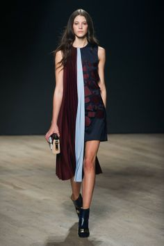 Mary Katrantzou fall-winter 2014/2015 #fashion