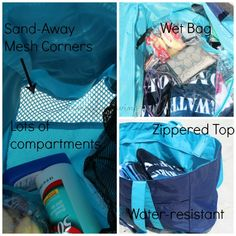 As families get ready for the warmer weather, be sure to check out these Summer Must Haves for families. Have fun in the sun and be prepared! A good beach bag is a must. As parents we are responsible for just about EVERYTHING. That means you need a bag that can carry EVERYTHING. I recommend the Family Beach Bag from OneStepAhead. It has a ton of features that you are bound to love.