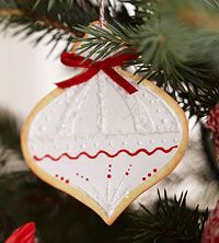 Clay Christmas Cookie Ornaments from Better Homes and Gardens