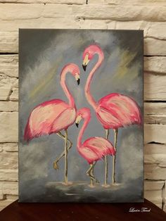 Flamingo Tablo