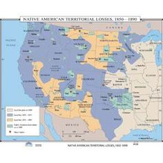 native american territorial losses 1850 1890