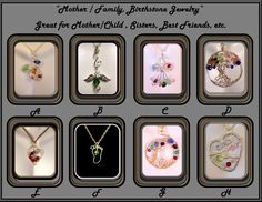 Mother jewelry,Mother gifts,birthstone jewelry,personalized Jewelry, Mother Daughter jewelry, mother child jewelry,mother daughter necklace,
